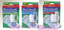 Fluidmaster Flush'n Sparkle Cleaning System Kits - NEW