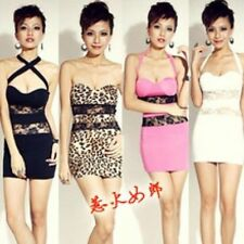 2014 Sexy Women TUBE/TANK Cocktail Evening Club Wear  1 DRESS WITH 3 STYLES !!!!