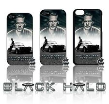 (NEW) ★ PAUL WALKER ★ COVER/CASE FOR  APPLE IPHONE 4/4S 5/5S & 5C (B&W#3)