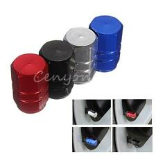 4pcs Aluminum Tyre Rim Valve Tire Air Port Dust Cover Stem Caps Car Truck Wheel