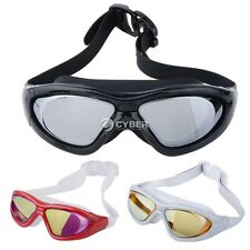 3 Color Professional Anti-fog Waterproof UV Protection Swimming Goggles Glasses