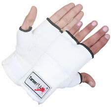 TurnerMAX Boxing Cotton Inner Sparring Gloves Wraps Protection Gear Protection