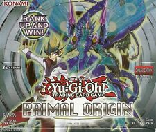 Yu-gi-oh Primal Origin Common Cards PRIO Single/Playset Take Your Pick New