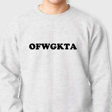 OFWGKTA Odd Future Wolf Gang Tyler T-shirt the Creator Crew Neck Sweatshirt