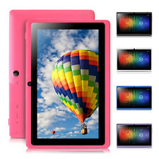 "iRulu Multi-Color 7"" 8GB Android 4.2 Tablet PC Dual Core & Camera 1.5GHz WIFI"