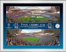 Champions League Final 2014 Real Madrid v Atletico Official Photo Range UEFA