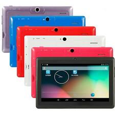 "8GB 7"" Multi-Colors with Flash Light Android 4.2 A23 Dual-Core/Cameras Tablet PC"