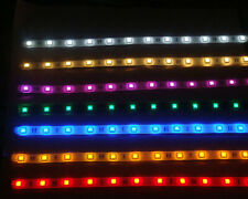 Scalextric/Dolls House LED Strip Light Kits - Multi Combinations Colours & Sizes
