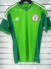 BNWT  NIGERIA HOME WORLD CUP KIT FOOTBALL SOCCER JERSEY TRIKOT 2014