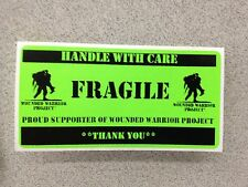 Wounded Warrior Project Sticker Ebay