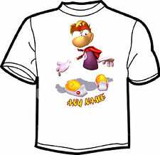 RAYMAN PERSONALISED KIDS T SHIRT