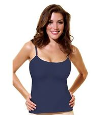 Panache Super Cami Top NWT OV15 Navy Large Cup Size  built in underwire bra