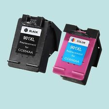 Combo Pack 901 XL Compatible Ink Cartridge for HP CC653AN CC654AN CC656AN Hp901