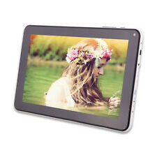 "iRulu Multi-Color 9"" Android 4.2 Tablet PC 8GB Dual Core&Camera WIFI w/ Earphone"