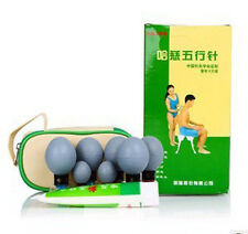 Health 哈慈五行针 HACI Five lines of needle TCM acupuncture and moxibustion cupping