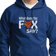What Does The Fox Say? You Tube Dance T-shirt Funny Norwegian Hoodie Sweatshirt