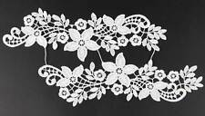 High-quality Venise Venice Lace Sewing Applique Off White Polyester Lace Trims