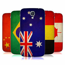 HEAD CASE VINTAGE FLAGS SET 1 BATTERY BACK COVER FOR SAMSUNG GALAXY S4 I9500
