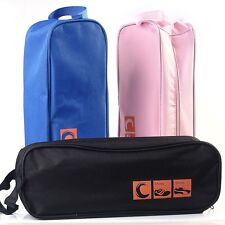 New Waterproof Boot Shoe Bag Sports Travel Sneakers Storage Case Soccer Gym