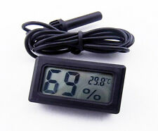 Digital Hygrometer Humidity Meter & Thermometer Sensor for Incubator Egg Poultry