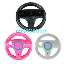 1pcs Steering Wheel for Wii Mario Kart Racing Game Remote Controller Multicolor