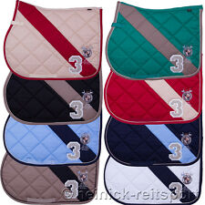 POLO Saddle / Cloth Madrid In 8 Colours - Trending Dressage And Vs