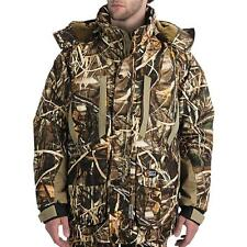 New Browning Dirty Bird Parka Hunting Jacket Waterproof Insulated $350 Camo Coat