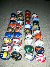 NCAA Gumball Football Helmets 38 different teams Notre Dame Syracuse Auburn FL