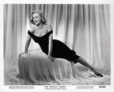 MARILYN MONROE..THE ASPHALT JUNGLE..Classic Promotional Poster A1 A2 A3 A4 Sizes