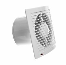 """Nuaire Slimaire 150 range of 6"""" Bathroom Kitchen Extractor Fans All Models"""