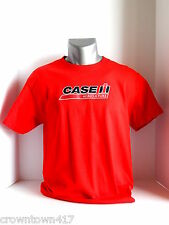 Case IH Agriculture Logo Red Youth T Shirt