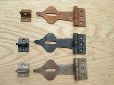 Decorative Safety Hasp and Staple Door Latch Lock For Blanket Box Chest etc