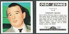 Kane Products -  Disc Stars 1960 #1 to #50 Medium Music Gum Cards (£1.99 each)