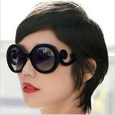 UV400 New Fashion Women's Retro Vintage Oversized Designer Sunglasses Shades
