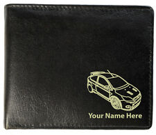 Personalised Mens Leather Wallet - Ford Focus RS