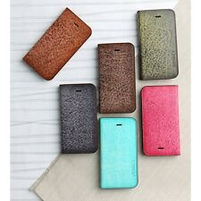 Majuro VINTAGE1 iPHONE5 card case Hand crafted Leather 100% Push up system