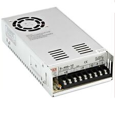 400W 48V 36V 24V 12V Single Output Switching power supply for LED AC to DC smps