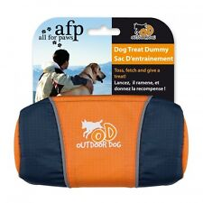 AFP Design-Waterproof Dog Treat Dummy Toss Hide Fetch or Find Alway Give a Treat