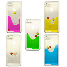 Hot Sale Colorful Quicksand Hourglass Case Cover Protector For Apple iphone5 5S