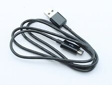 Original OEM Verizon vCast Micro USB Sync Link Data Transfer Charger Cable