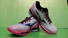 Mizuno Wave Prophecy 3 Running Shoes (W) White/Pink J1GD140012 NEW 2014