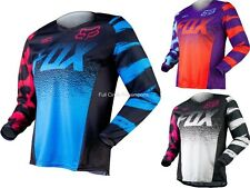 Fox Racing Women's 180 Race Motocross Riding Jersey ATV MX Dirt Bike Offroad 15