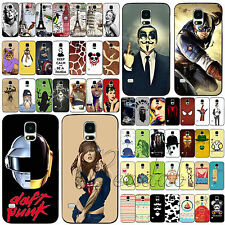Wholesale PC Case Cover For Samsung Galaxy S4 i9500 S5 i9600 Classic Pattern Hot