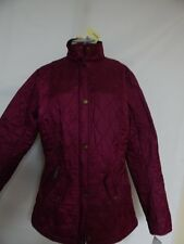 Barbour Kensington Quilted Jacket Juniper  New with Defects