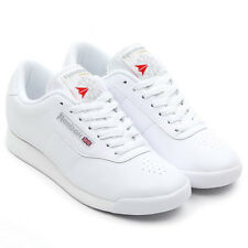 Reebok Princess White Grey Womens Walking Shoes New In Box