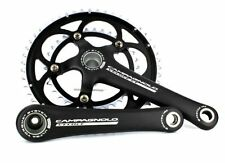 Campagnolo 2010 Veloce Black Compact Ultra Torque Chainset All Sizes