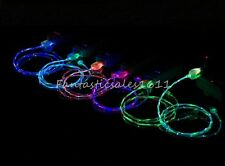 Visible LED Light Micro USB Charger Cable for Samsung S3 S4 S5 NOTE 2 3 HTC SONY
