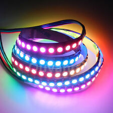 3.2FT 1M 144 Leds WS2812B 5050 RGB LED Strip WS2811 Indivadual Addressable NP