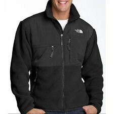 The North Face Mens Denali Jacket Fleece Coat Black S-XXL NEW