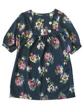 Anthem of the Ants Le Painter Watercolor Floral Dress Size 4-6 NWT $68